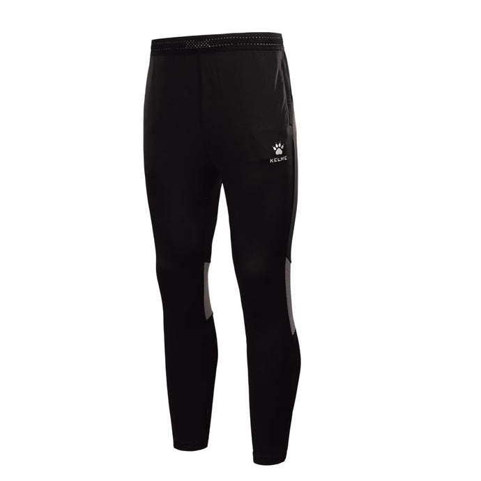 Adult Training Pants Black / Light Gray