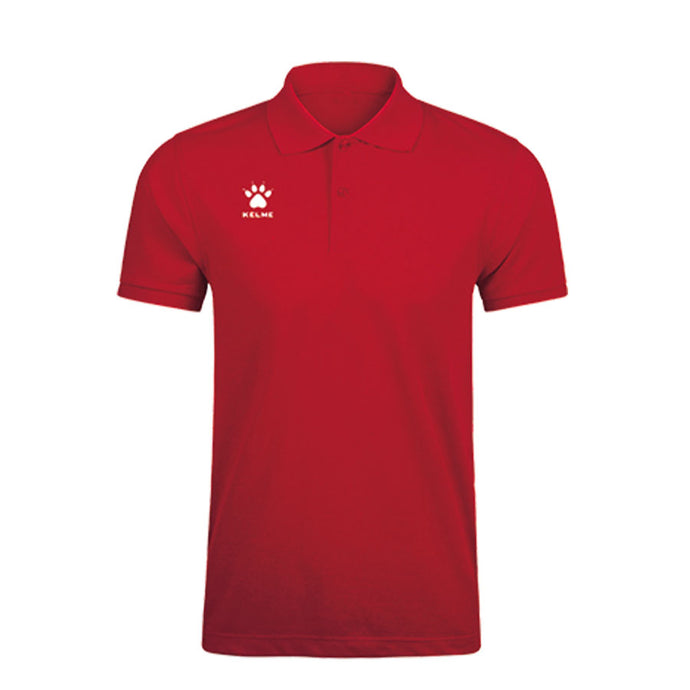 Men's Polo T-Shirt Red