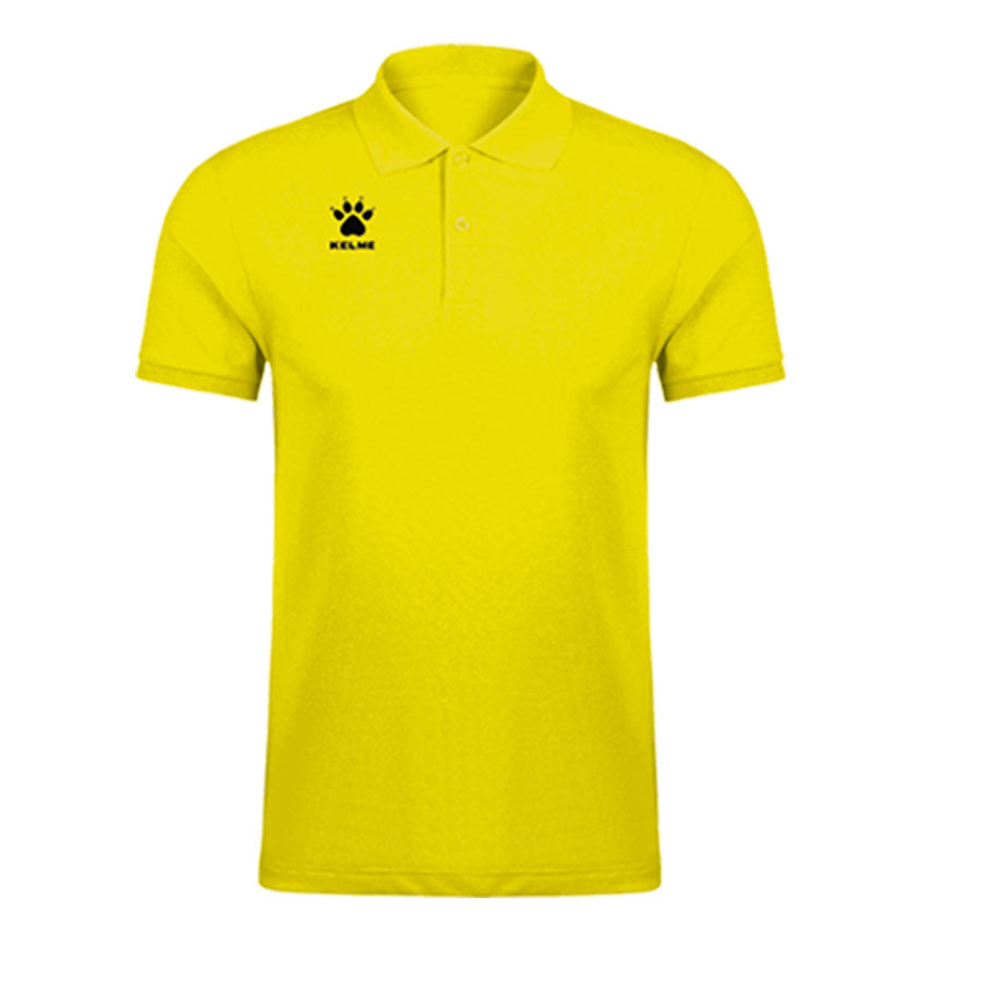 Men's Polo T-Shirt Yellow