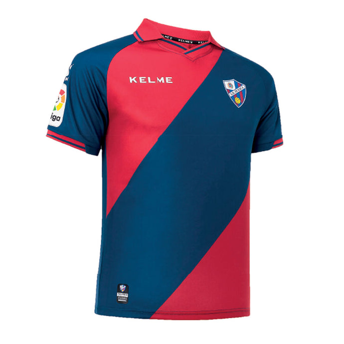 LALIGA HUESCA Men's Soccer Sets  Dark Blue / Red