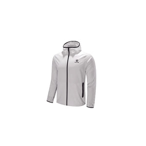 3881203-100 Woven Jacket Adults white