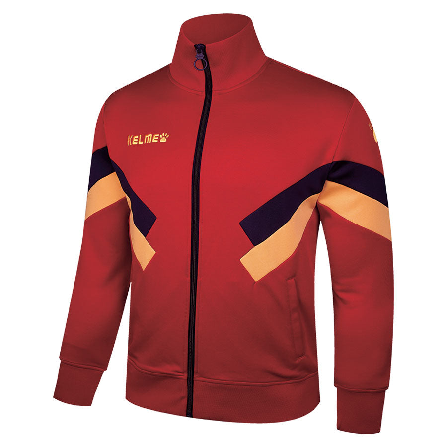 Men's Training Jacket Red
