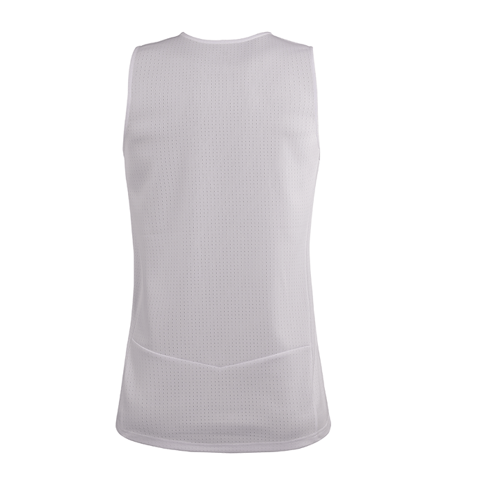 Basketball Training Vest White