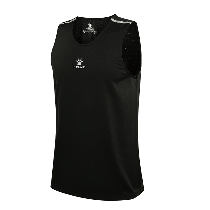 Basketball Training Vest Black