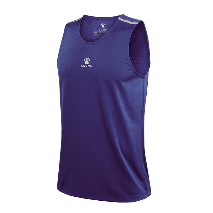 Basketball Training Vest Royal Blue