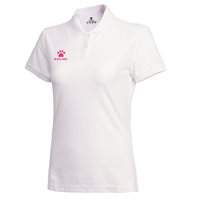 Women's Polo T-Shirt White