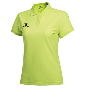 Women's Polo T-Shirt Apple Green