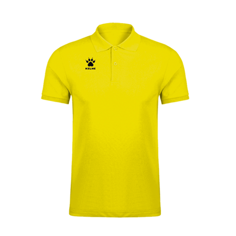 Women's Polo T-Shirt Yellow