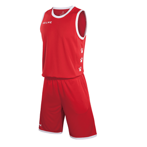Kid's Basketball Set Red White