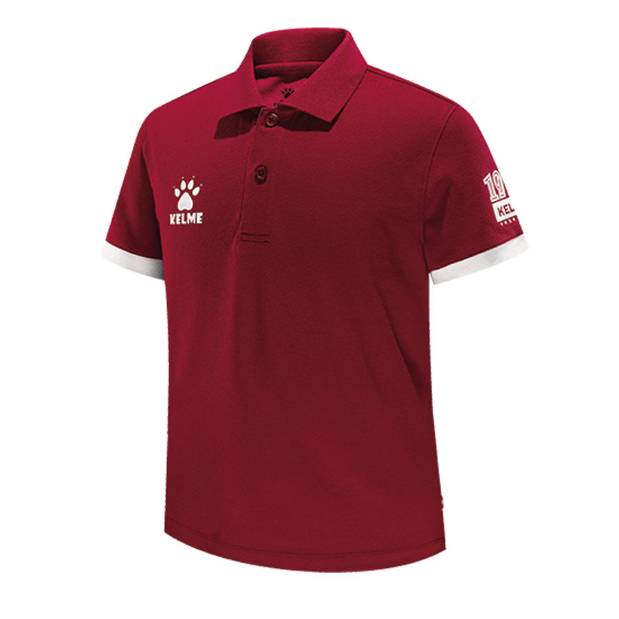 Kids Polo Red
