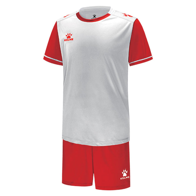 Kids Football Set White/Red