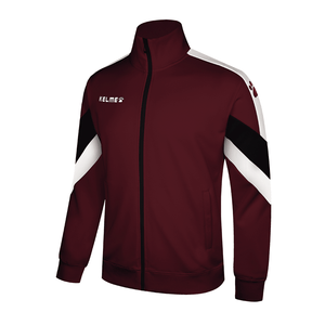 Training Jacket kids Wine Red