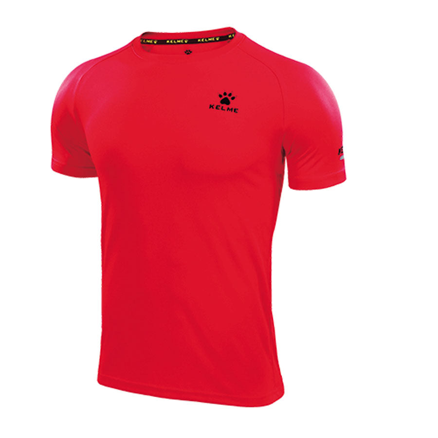 Men's T-Shirt / Neon Red