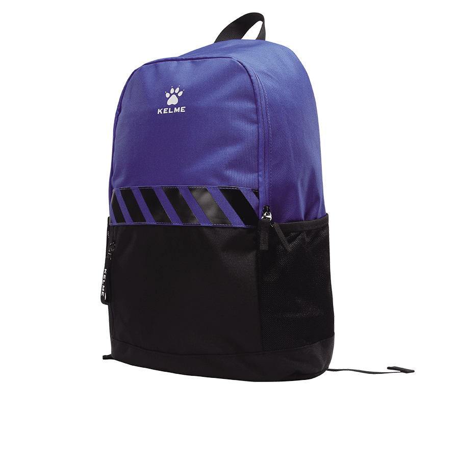BackPack Black Royal Blue