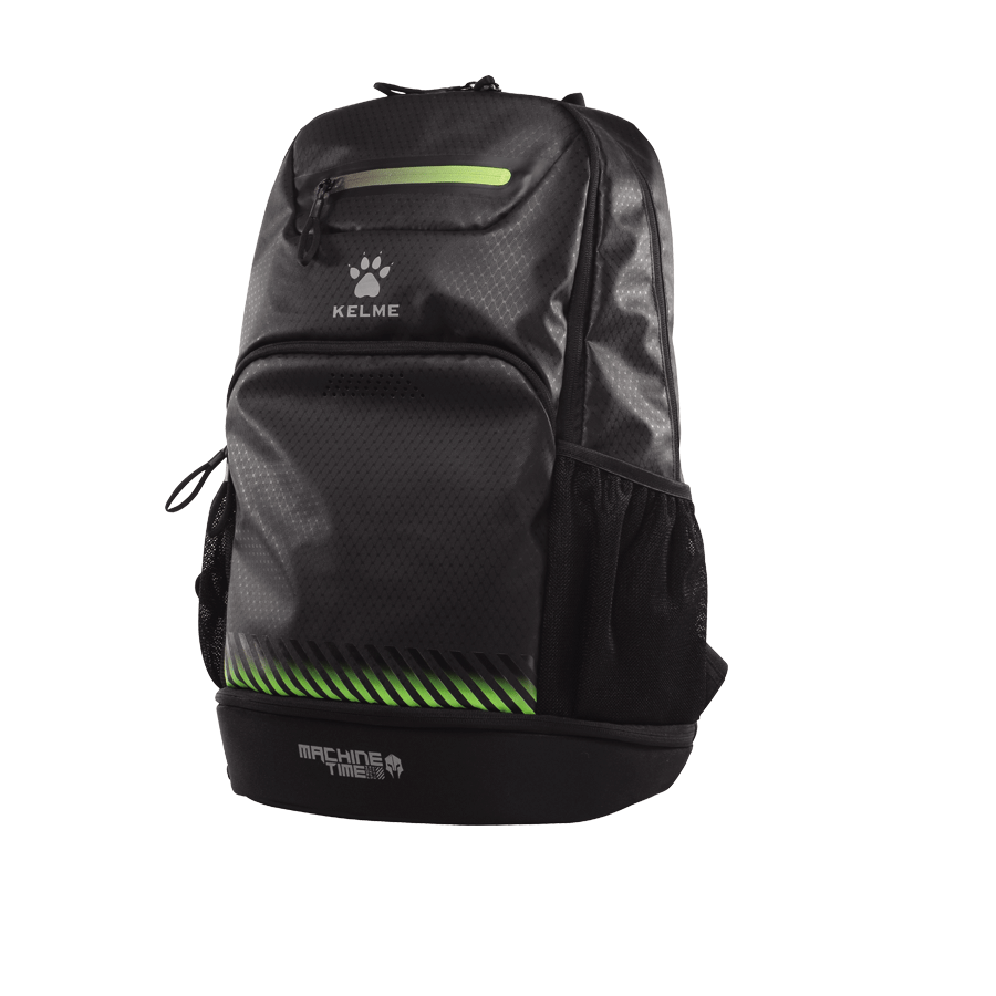 BagPack Black/Neon Green