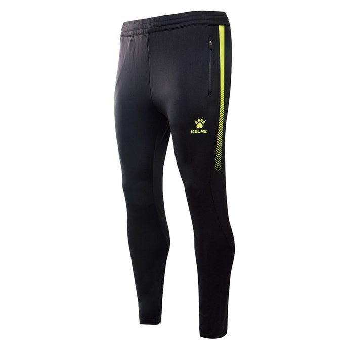 Training Pants Adult / Black Neon Yellow