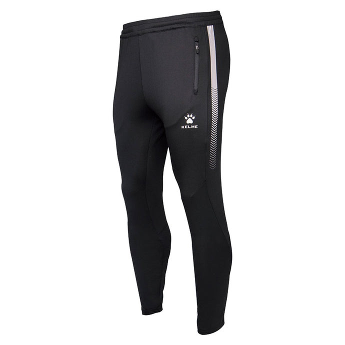 Training Pants Adult Black / Silver White