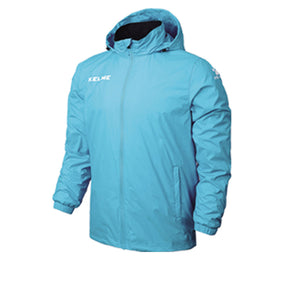 Adult Windproof and Rainproof Jacket Moon Blue