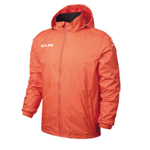 Adult Windproof and Rainproof Jacket / Orange