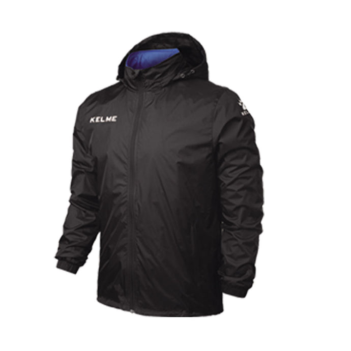 Windproof Jacket Black Kids