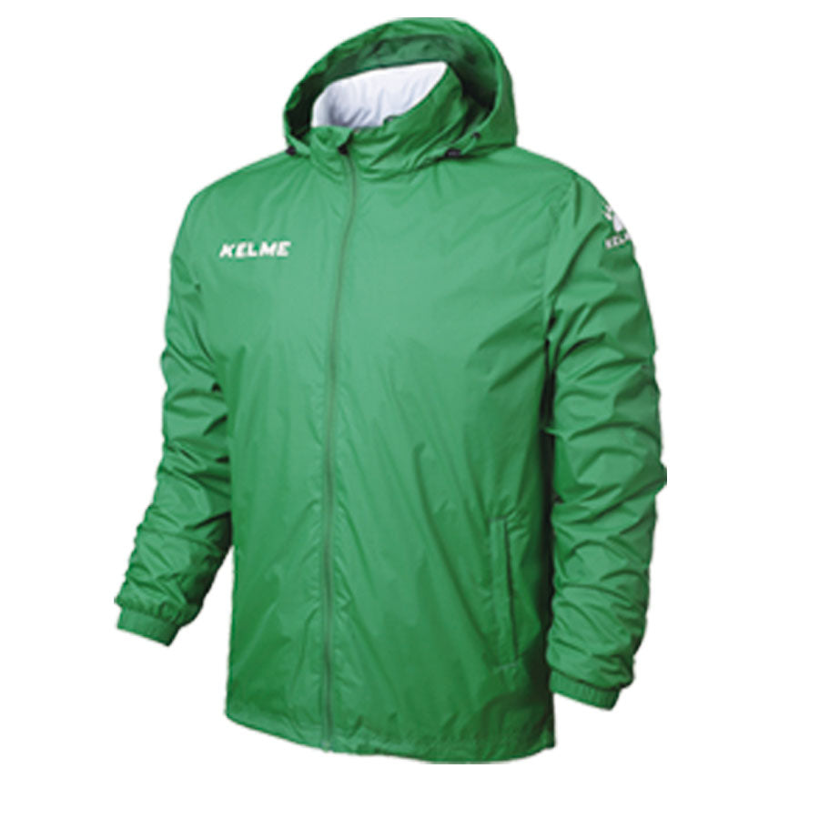 Kids Windproof and Rainproof Jacket Green