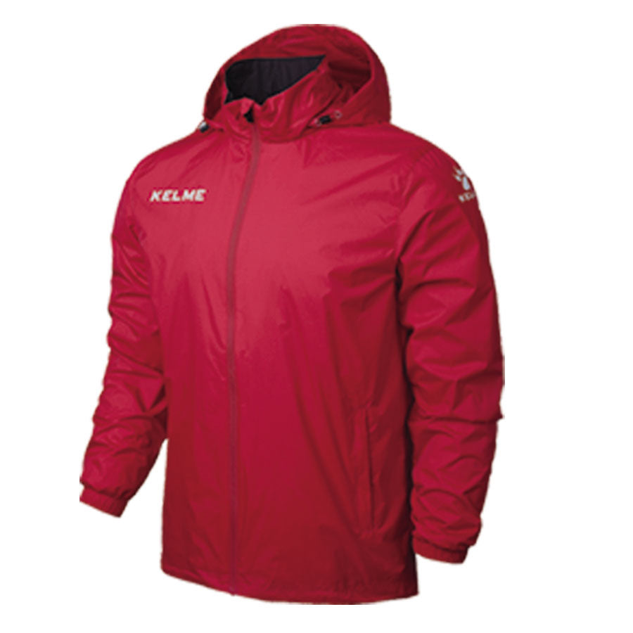 Windproof Jacket Red Kids