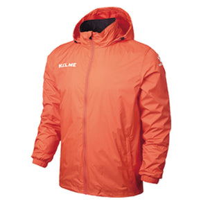 Kids Windproof and Rainproof Jacket / Orange