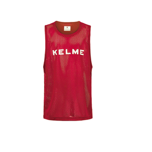Kids Training Vests Red / White