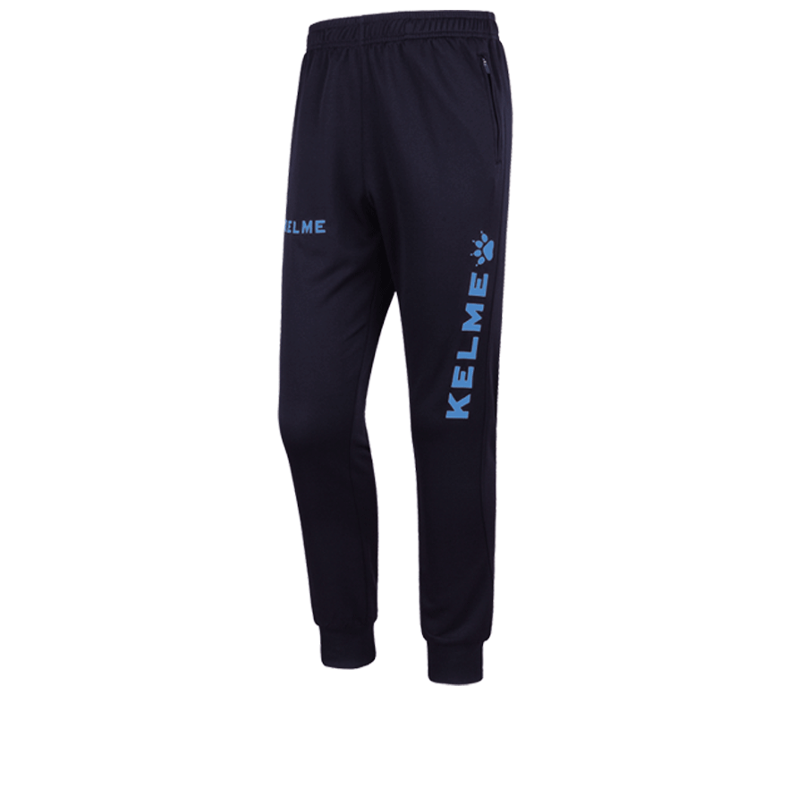 Training Pants Dark Blue / Neon Blue