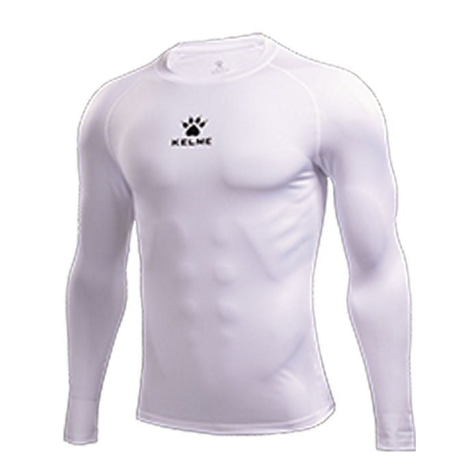 Tech Fit Long Sleeve / White