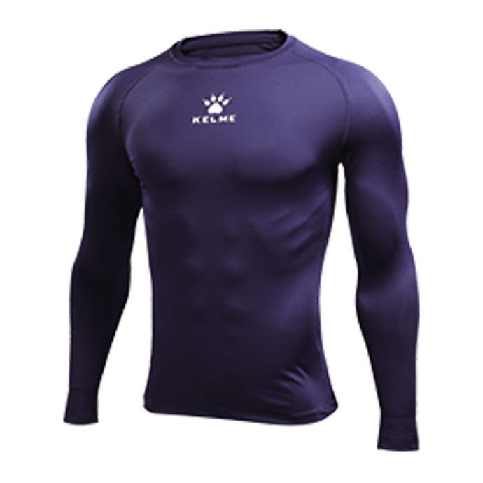 Tech Fit Long Sleeve T-Shirt / Dark Blue