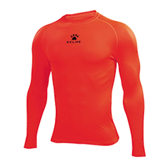 Tech Fit Long Sleeve / Bright Orange