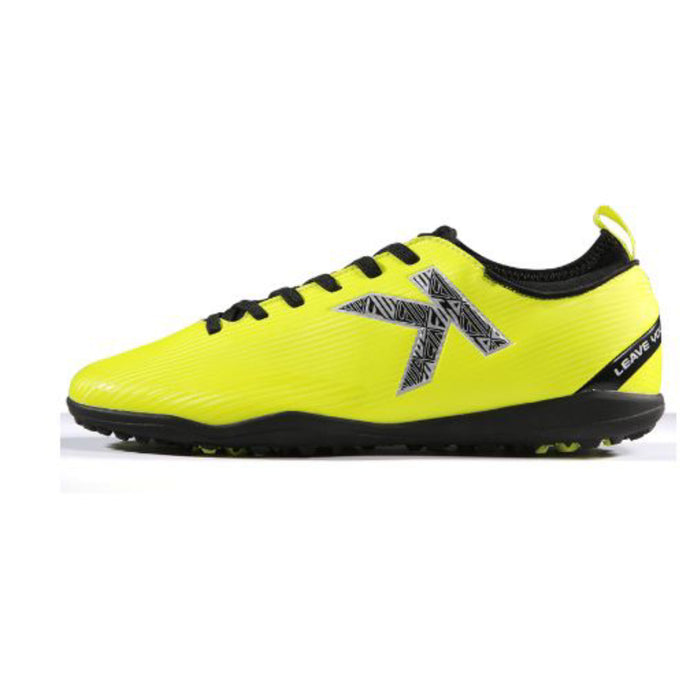 Indoor Soccer Shoes Neon Yellow Black
