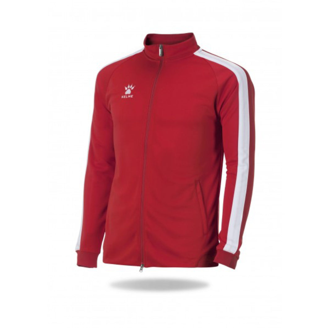 Men's Training Jacket Wine Red