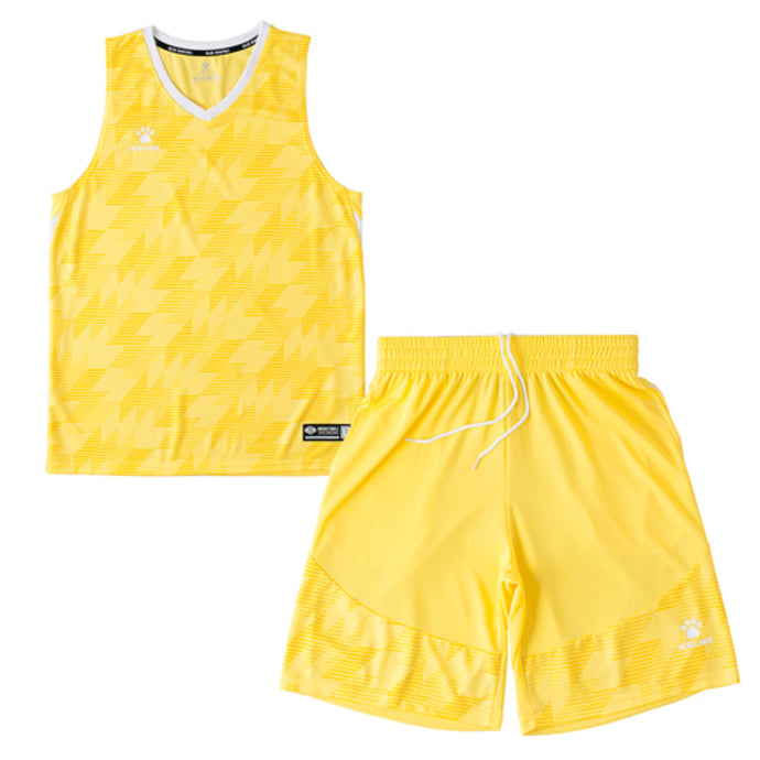 Kids Basketball Set Yellow