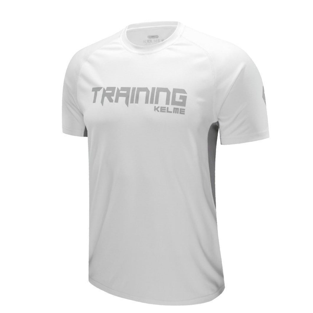Men's White Training T-Shirt