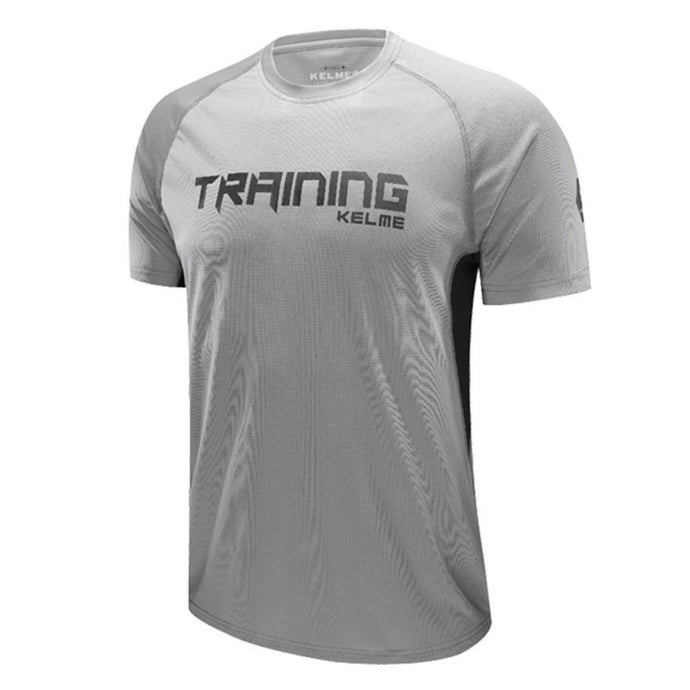 Men's Dark Gray Training T-Shirt