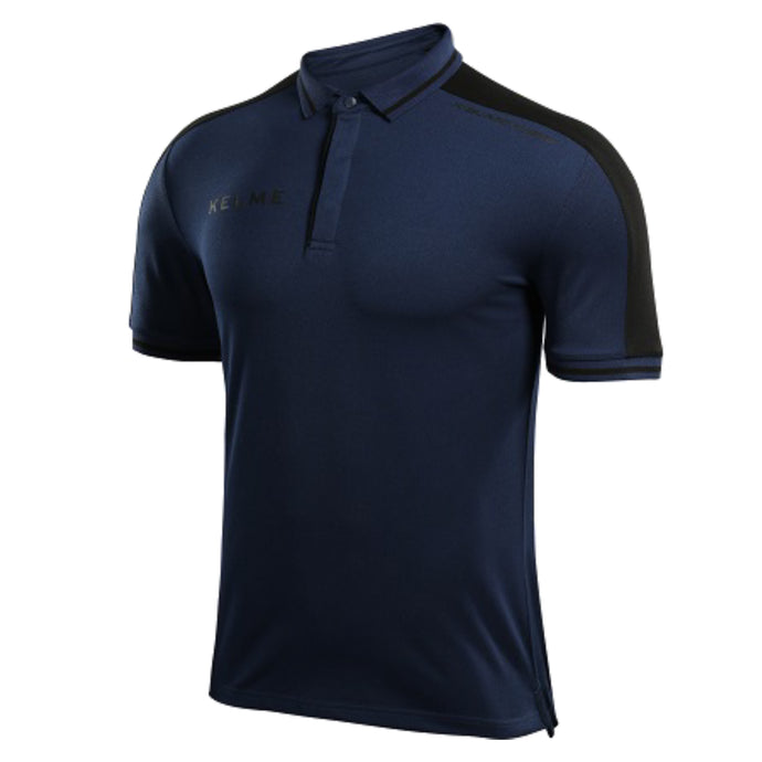 Polo Men Dark Blue Black