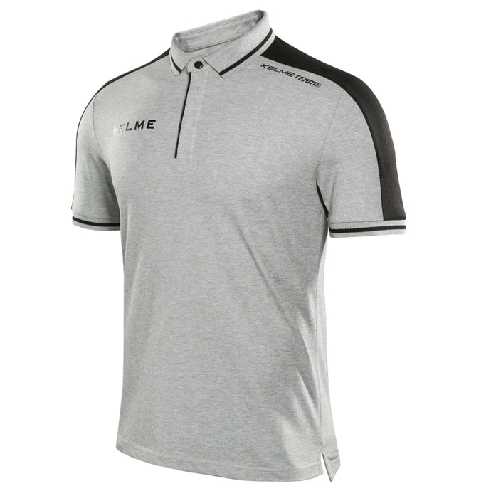 Polo Men Gray Black