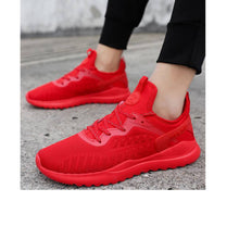 Load image into Gallery viewer, Running Shoes Red