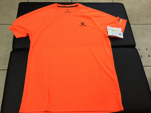 871002-907 Men's T-Shirt / Neon Orange