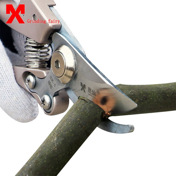 SK-5 Pruning Shear High Carbon Steel Fruit Tree Pruning Scissors Garden Pruning Sharp And Use Durable Knife Secateurs Scissors