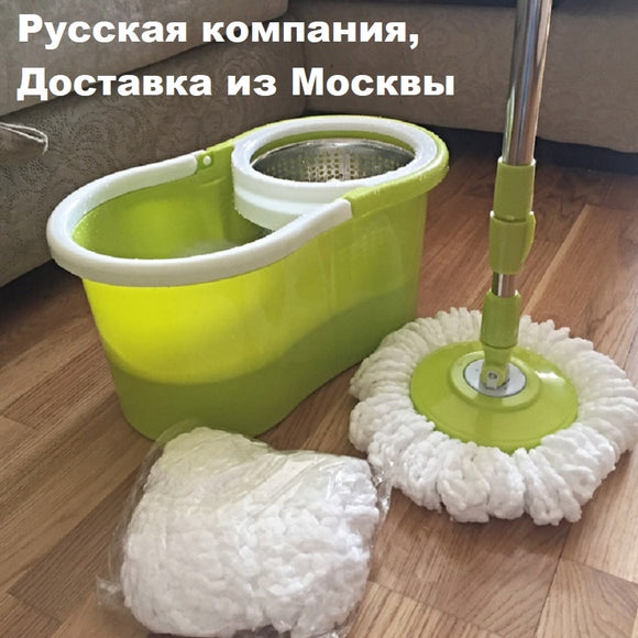 Smart Mop With Spin Noozle For Mop Wash Floors Cloth Cleaning Broom  Head Mop For Cleaning Floors Windows House Cleaning home