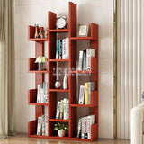 A-01 Simple Modern Wooden Bookcase