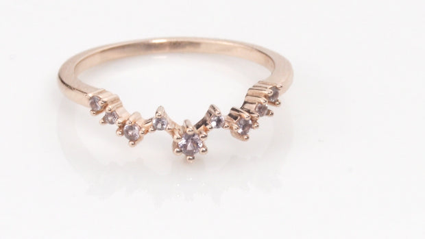 Young Ring Rose Gold
