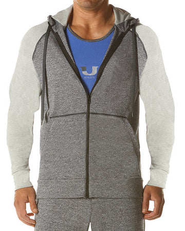 Warrior Hoody - Grey