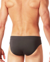 Zallaq Swim Brief - Smoke