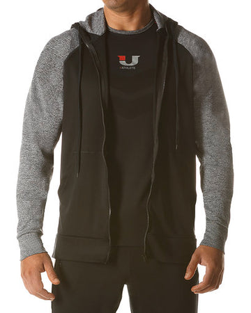 Warrior Hoody - Black
