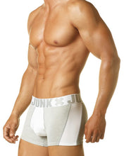 SMOLDER BOXER BRIEF- WHITE
