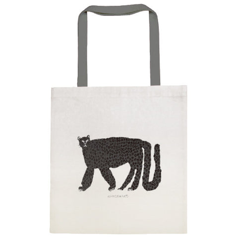 Greeting Life Cotton linen Tote Bag Mirocomachiko MRZ-1